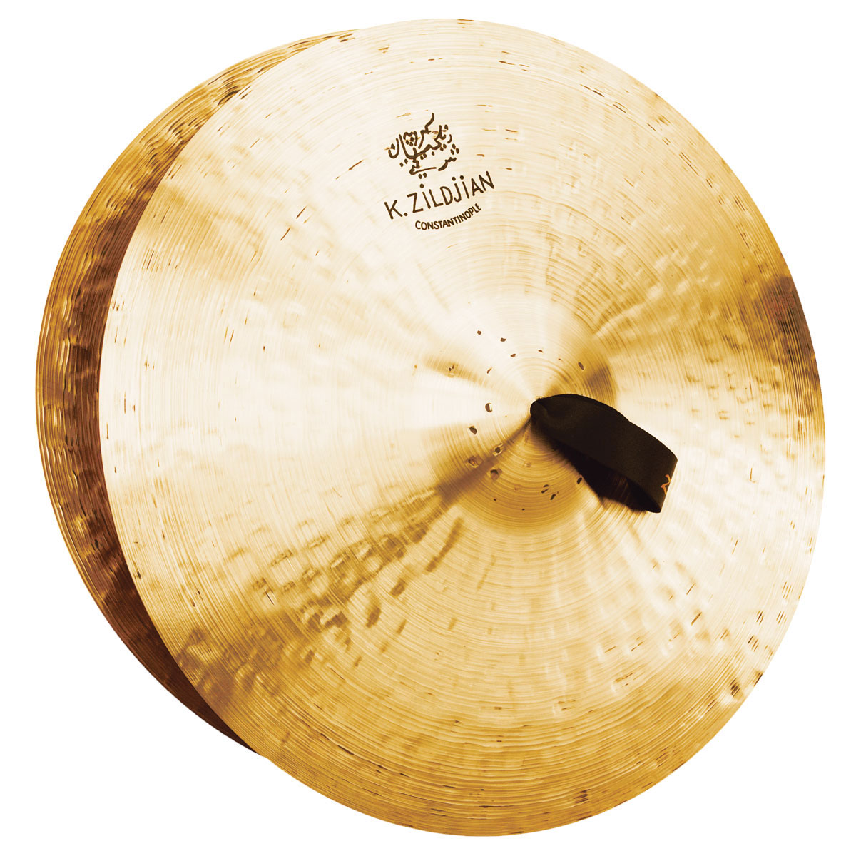 "Zildjian 18"" K Constantinople Medium-Light Orchestral Crash Cymbal Pair"