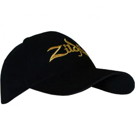 Zildjian Black/Gold Baseball Cap