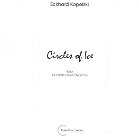 Circles of Ice by Eckhard Kopetzki