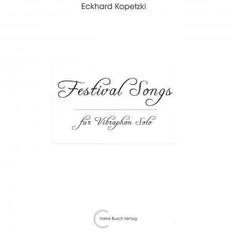 Festival Songs by Eckhard Kopetzki