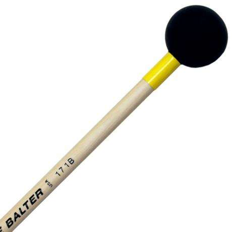 Mike Balter Latex Covered Hard Keyboard Mallets with Birch Handles