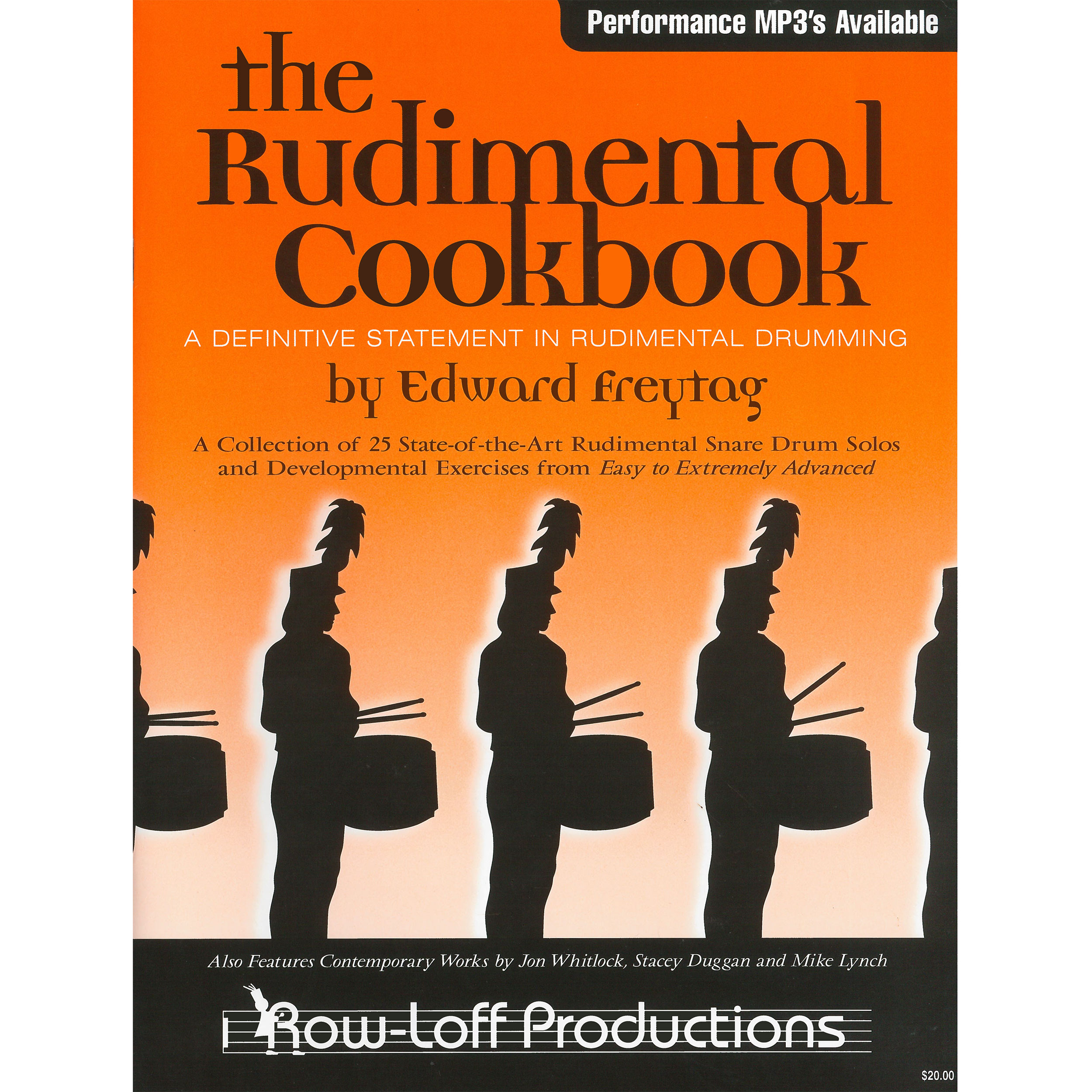 The Rudimental Cookbook by Edward Freytag